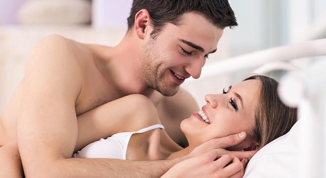 секс с любимой дома