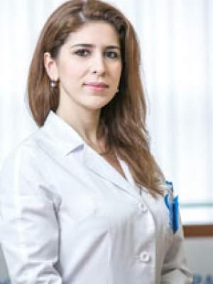 Еремашвили Ия Нодаровна