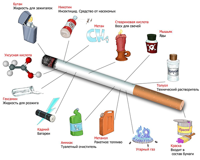 при отказе от курения улучшается потенция